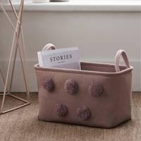 Makeup storage baskets