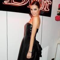 Amber Le Bon at the the Dior Beauty Boutique