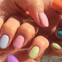 d20cf389b5 Nail Designs & Nail Art Ideas For Your Next Trip To The Salon ...