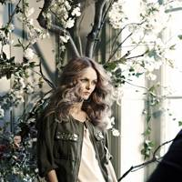 Vanessa Paradis for H&M's Conscious Collection