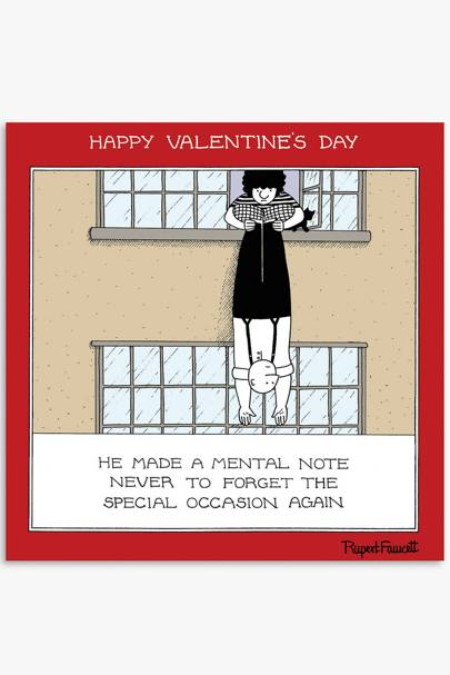 Best Valentines Day card for him