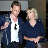 September: Taylor Swift and Tom Hiddleston