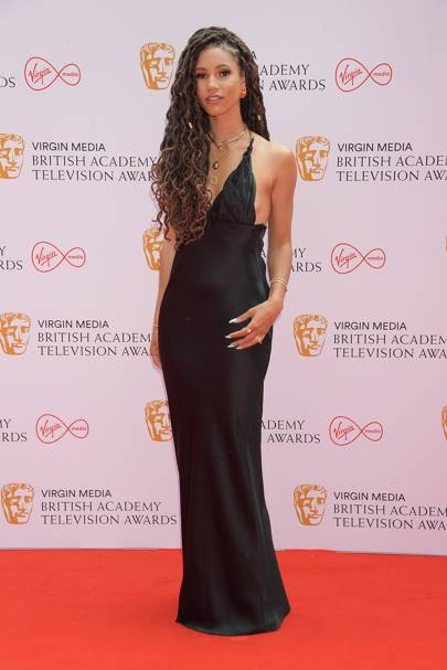 BAFTA TV Red Carpet: Vick Hope