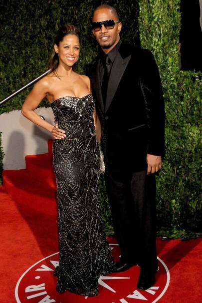 Jamie Foxx & Stacey Dash