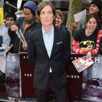 Cillian Murphy at The Dark Knight Rises premiere