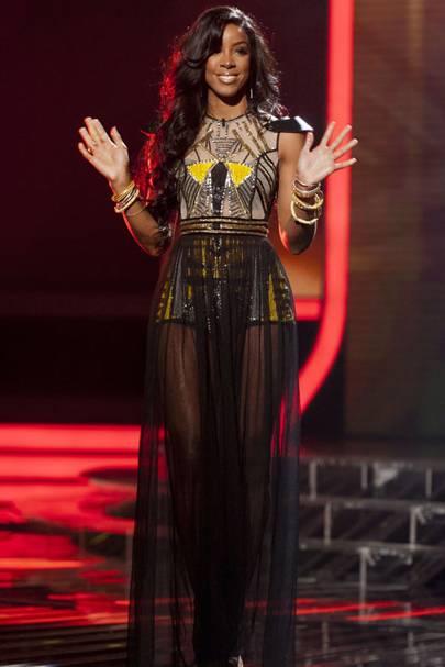 Week 3, Sunday - Kelly Rowland
