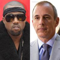 Kanye West vs. Matt Lauer