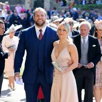 James Haskell & Chloe Madeley