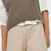 H&M knitted shorts
