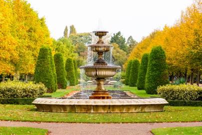 St. Johns Lodge Gardens in Regent's Park