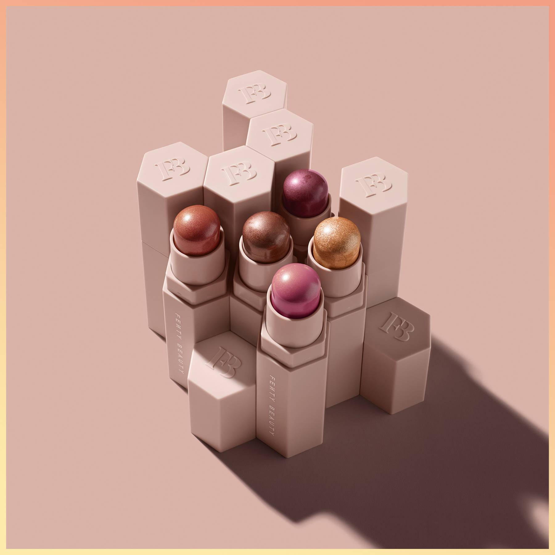 Fenty Beauty just dropped five new Match Stix shades we totally need for the last days of summer