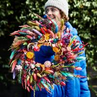 Best Christmas decorations: the all-natural wreath