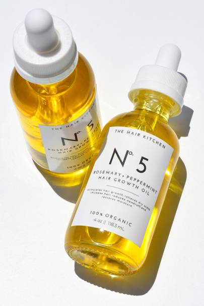 No.5 Oil by The Hair Kitchen
