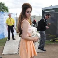 Lana Del Rey at Lovebox 2012