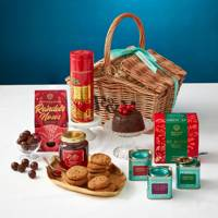 Best Christmas Hampers: for taking with you
