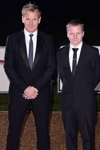 Gordon Ramsay & Jack Ramsay