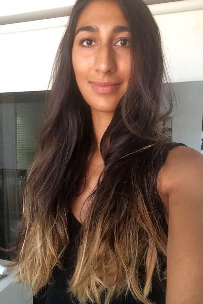very long hair dating