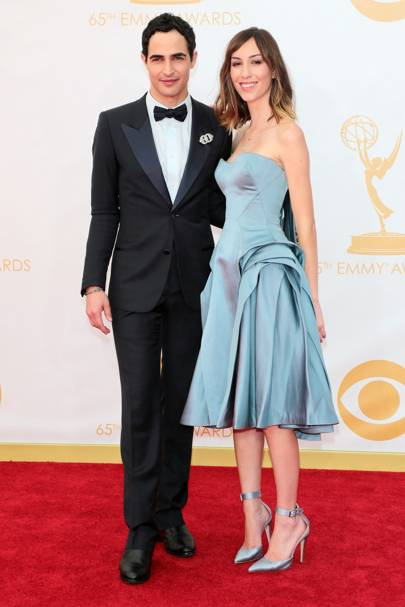 Zac Posen and Gia Coppola