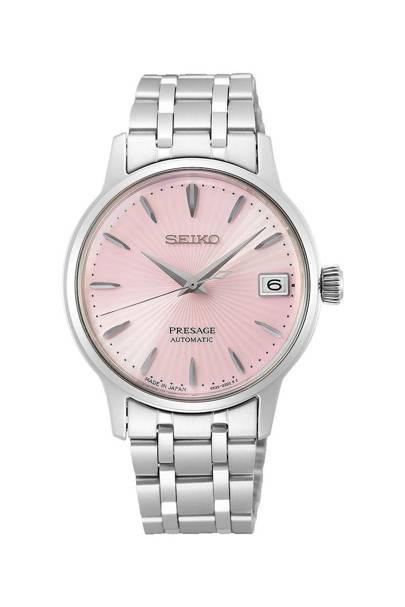 Best designer watches - pretty pink dial