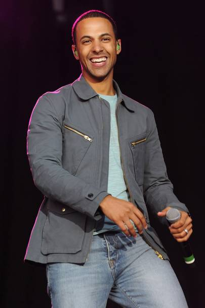 Marvin Humes at Fusion Festival