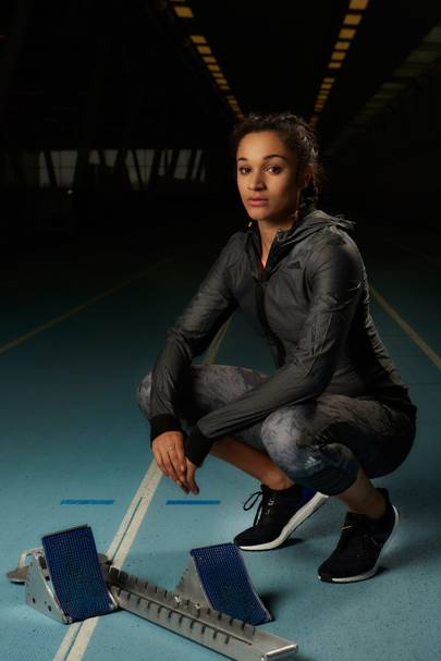 Glamour S Sports Star Of The Week Jodie Williams Glamour Uk