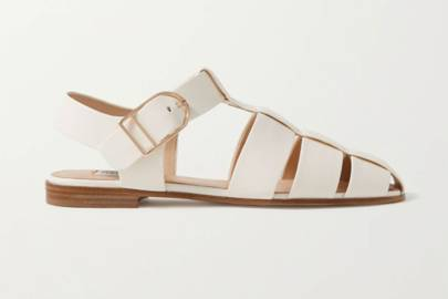 UGLY SHOES: FISHERMAN SANDALS