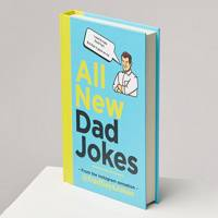 Gifts for him: the dad joke book