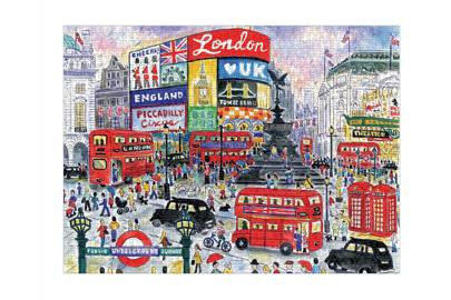 Best jigsaw puzzles for adults: for the city dweller