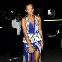 DO #20: Solange Knowles at the Runway To Win fundraiser for Barack Obama, February