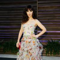 25. Zooey Deschanel