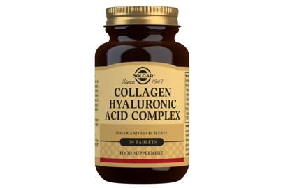 Hyaluronic acid beauty supplements