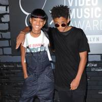 Willow & Jaden Smith