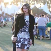 Mischa Barton at Coachella
