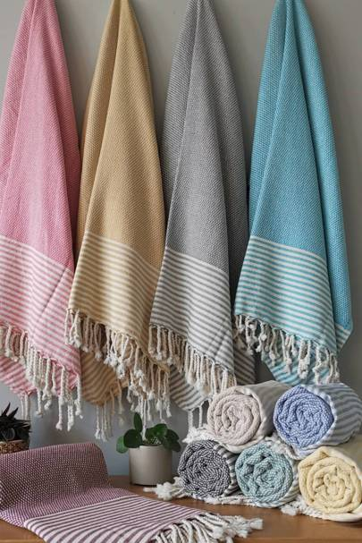 Best handmade beach towel