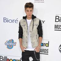 Justin Bieber at the Billboard Music Awards 2012