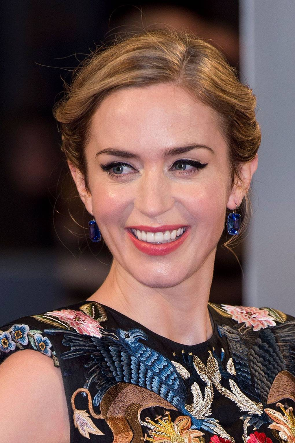 BAFTAs 2017 Hairstyles – Red Carpet Beauty Photos | Glamour UK