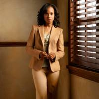 Kerry Washington as Olivia Pope - Scandal