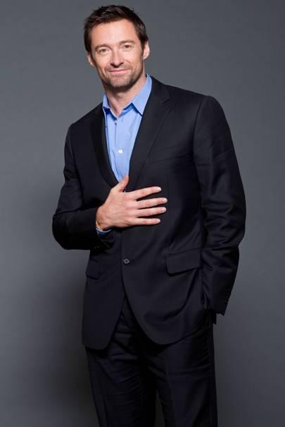 No 50: Hugh Jackman