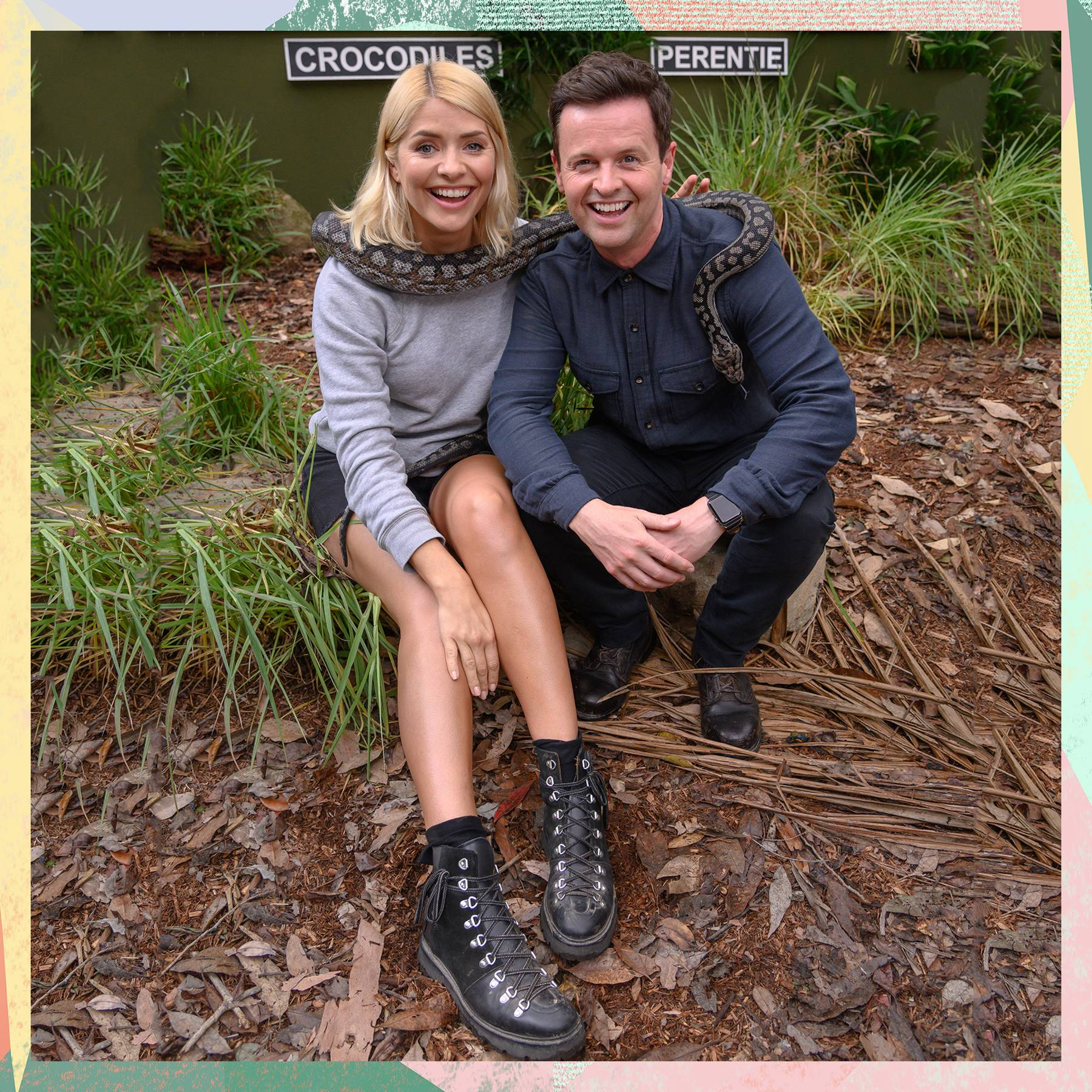 7b4ea58c3fc2 Holly Willoughby s hiker boots sold out within minutes and we can see why