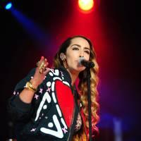 Delilah performs at Radio 1's Hackney Weekend