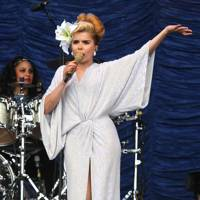 Paloma Faith at T In The Park