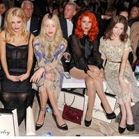 Pixie Lott, Peaches Geldof, Paloma Faith & Anna Kendrick