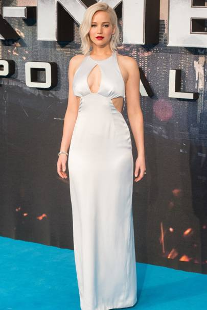 9. Jennifer Lawrence
