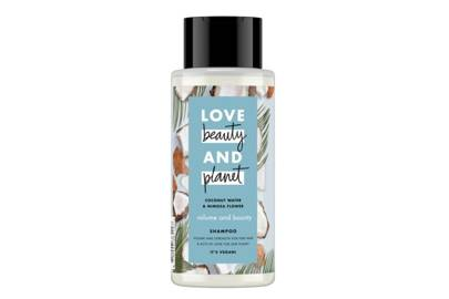 Vegan beauty brands: Love Beauty & Planet
