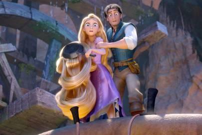 Disney: Rapunzel & Flynn Rider