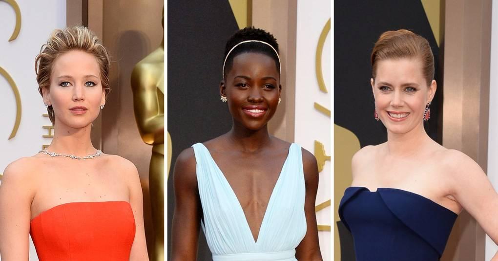 90f5bcc50c0e4 Oscar Dresses 2014 – Red Carpet Dresses & Best Dressed 2014 (Glamour.com  UK) | Glamour UK