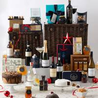 Best Christmas Hampers: for luxury