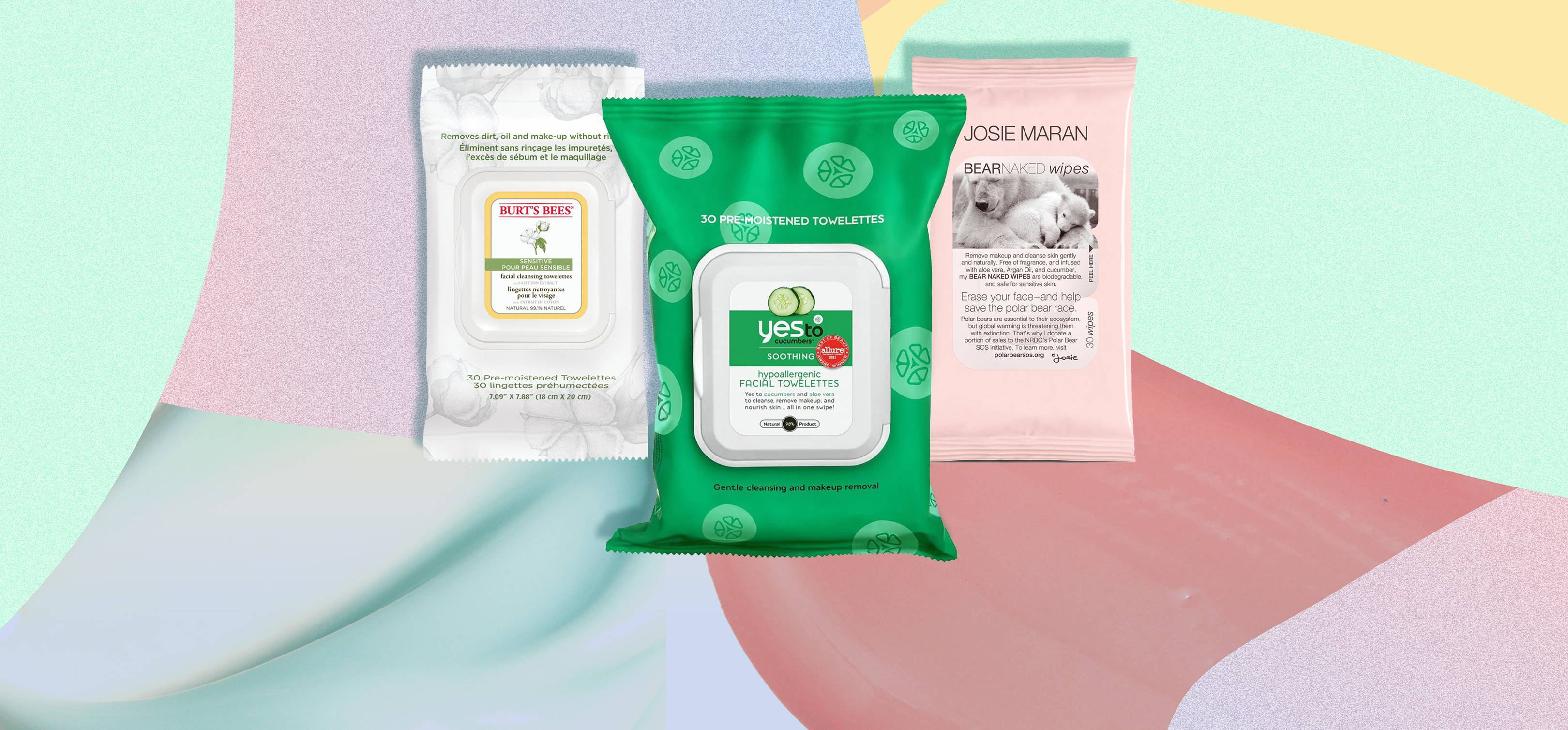 The Best Face Wipes: Eco-Friendly & Biodegradable Face Wipe Options | Glamour UK