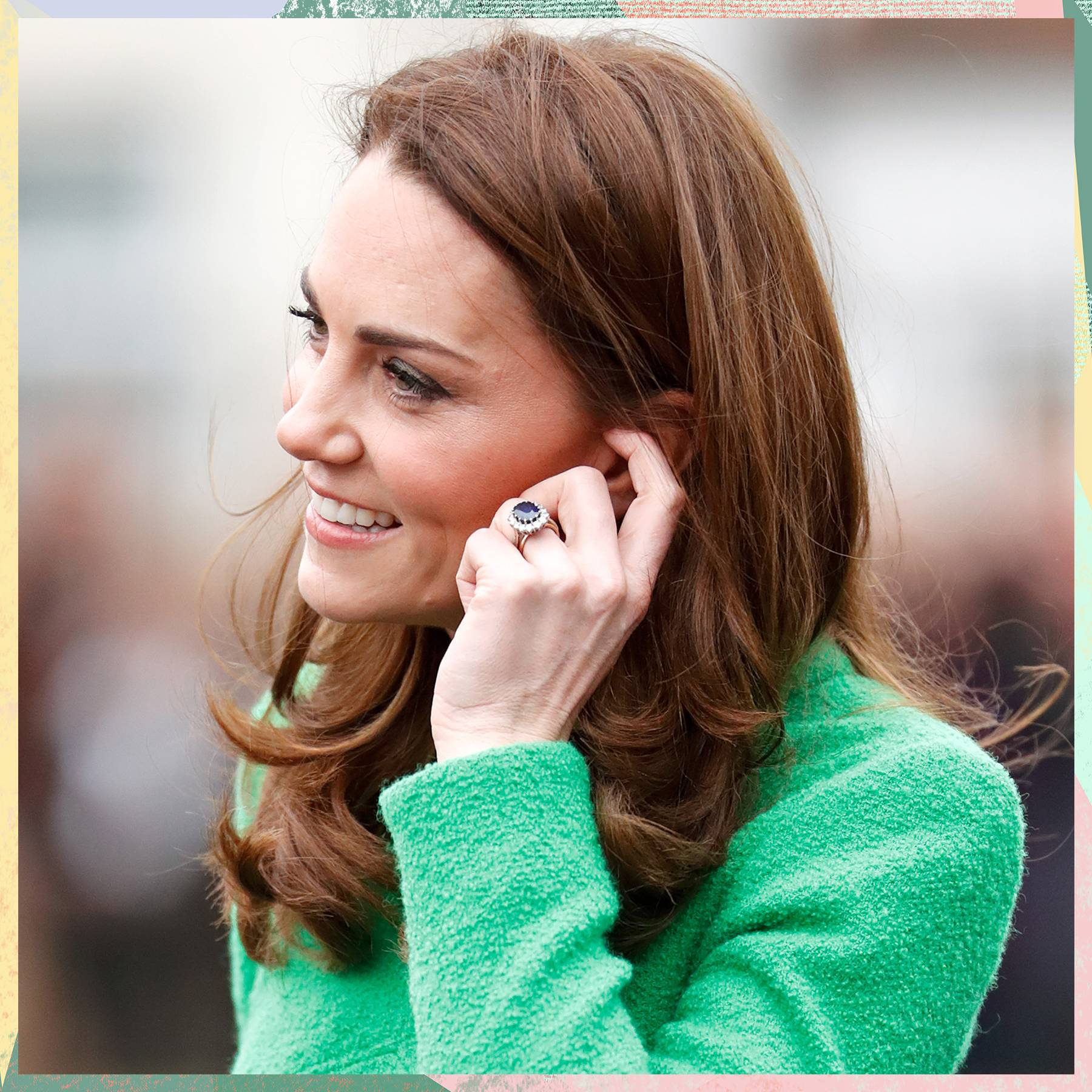 This is where you can get a copy of Kate Middleton's engagement ring at a snip of the price