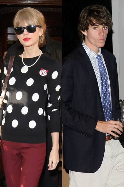 Taylor Swift & Conor Kennedy